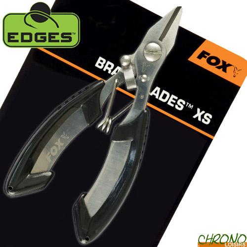 Fox Bords tresse lames ciseaux outils