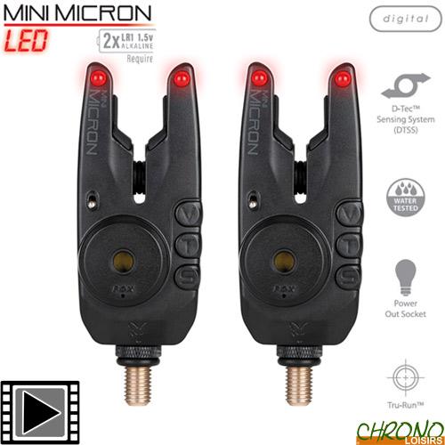 Fox Mini Micron alarme
