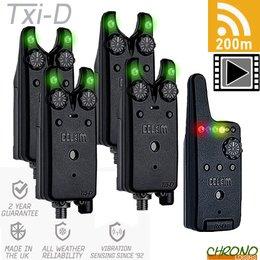 Delkim TXI-D D/étecteur de touche /électronique num/érique